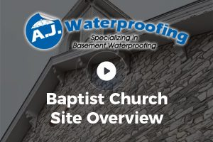 Baptist Church Site Overview