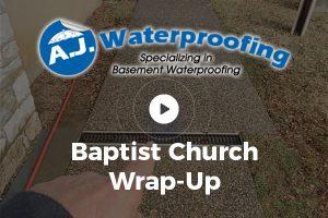 Baptist Church Wrap-Up