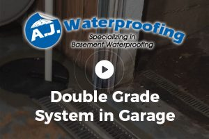 Double Grade System in Garage