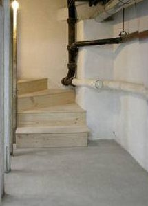 Staircase Waterproofing After 2