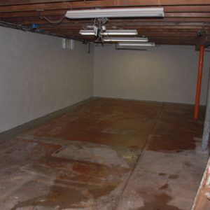 Basement Waterproofing After 2